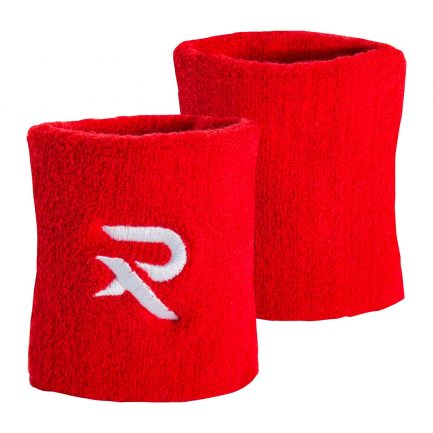 Red wristbands pair