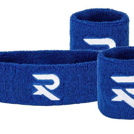 Raquex headband and wristband set