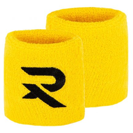 2 yellow wristbands